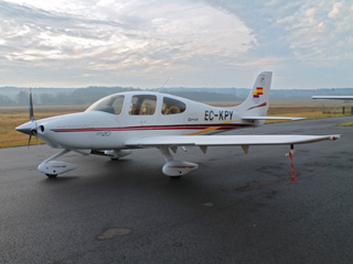 Cirrus SR20 Domergue Aviation